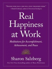 Workman Publishing Real Happiness At Work