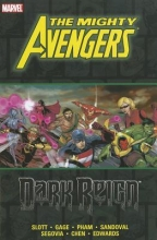 Gage, Christos Mighty Avengers