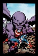 Gillis, Peter B. Essential Captain America