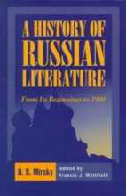 Mirsky, D. S. A History of Russian Literature