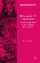 Biegon, Dominika Hegemonies of Legitimation