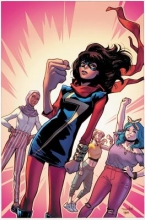 G. Willow Wilson,   Rainbow Rowell Ms. Marvel Vol. 10: Time And Again