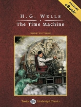 Wells, H. G. The Time Machine, with eBook