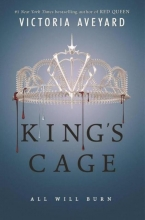Aveyard, Victoria Red Queen 3. King`s Cage