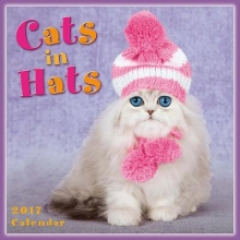 Cats in Hats 2017 Calendar