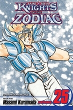 Kurumada, Masami Knights of the Zodiac (Saint Seiya), Volume 25