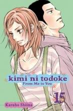 Shiina, Karuho Kimi Ni Todoke 15