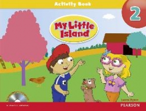Dyson, Leone My Little Island Level 2 Activity Book and Songs and Chants CD Pack