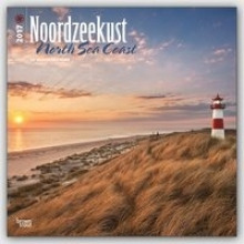 Noordzeekust North Sea Coast 2017 Calendar
