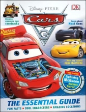 Bynghall, Steve Disney Pixar Cars 3