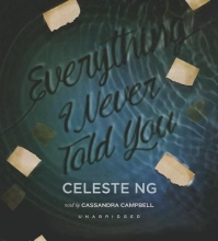 Ng, Celeste Everything I Never Told You