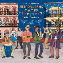 , Putumayo Presents-New Orleans Mambo (cd)