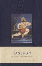 Hanuman Hardcover Blank Journal