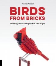 Thomas Poulsom Birds from Bricks