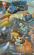 Puttkammer, Kyle Hero Cats of Stellar City 1