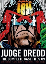 Wagner, John,   Grant, Alan Judge Dredd: The Complete Case Files 9