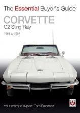 Tom Falconer Corvette C2 Sting Ray 1963-1967