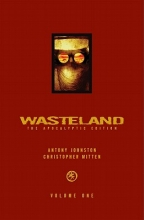 Johnston, Antony Wasteland