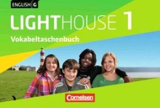 Biederstädt, Wolfgang,   Donoghue, Frank English G LIGHTHOUSE 01: 5. Schuljahr. Vokabeltaschenbuch