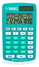, Rekenmachine TI-106II
