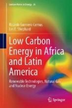 Guerrero-Lemus, Ricardo Low-Carbon Energy in Africa and Latin America