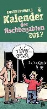 Eulenspiegels Kalender der Hochbegabten 2017