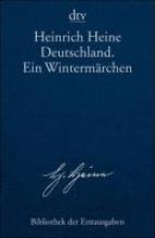 Heine, Heinrich Deutschland. Ein Wintermhrchen