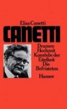 Canetti, Elias Dramen