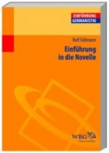 Füllmann, Rolf Einführung in die Novelle