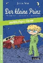 Saint-Exupery, Antoine De Graphic Novel paperback: Der kleine Prinz