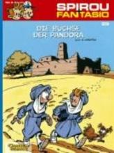 Broca, Nic Spirou und Fantasio 29. Die Bchse der Pandora