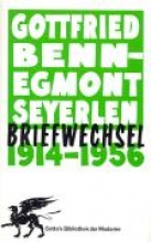 Benn, Gottfried Briefwechsel 1914 - 1956