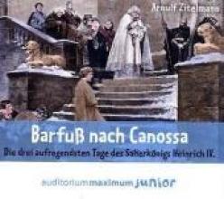 Zitelmann, Arnulf Barfuß nach Canossa