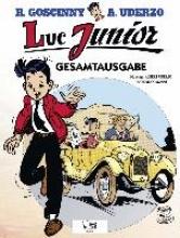 Uderzo, Albert Luc Junior Gesamtausgabe