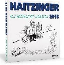 Haitzinger, Horst Haitzinger Karikaturen 2016