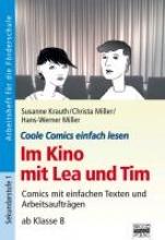 Krauth, Susanne Coole Comics einfach lesen - Im Kino mit Lea und Tim