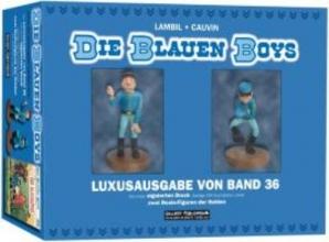 Cauvin, Raoul Die Blauen Boys 36:  Der Blaubl�ter. Vorzugsausgabe