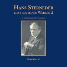 Sterneder, Hans Hans Sterneder liest aus seinen Werken 2