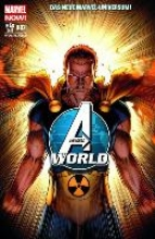 Spencer, Nick Avengers World 02 - Der Aufstieg