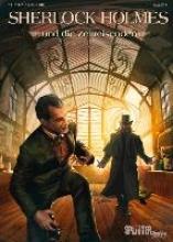 Cordurié, Sylvain Sherlock Holmes & die Zeitreisenden