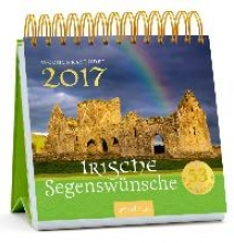 Irische Segenswünsche 2017 Postkartenkalender