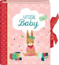 Kleines Foto-Einsteckalbum - Unser Baby (Kleines Wunder, rosa)