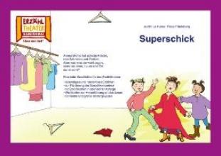 Huray, Judith Le Kamishibai: Superschick