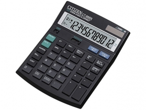, Calculator Citizen desktop Business Pro Line, zwart