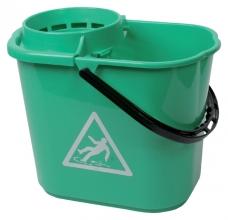 , Mopemmer met korf groen