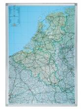 , Landkaart Legamaster Benelux 105x88cm