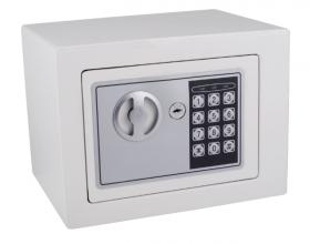 , Kluis Pavo mini 230x170x170mm elektronisch wit