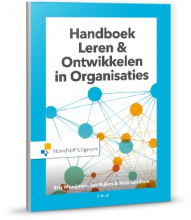 Jan Rijken Eric Mooijman  Nick van Dam, Handboek Leren & Ontwikkelen in organisaties
