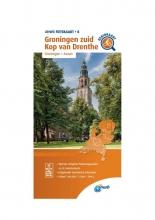 ANWB , Groningen zuid, Kop van Drenthe 1:66.666