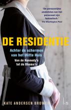 Kate Andersen Brower , De Residentie